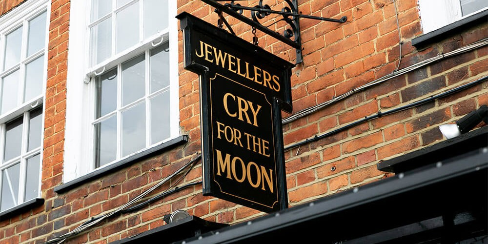 Cry for the moon sign