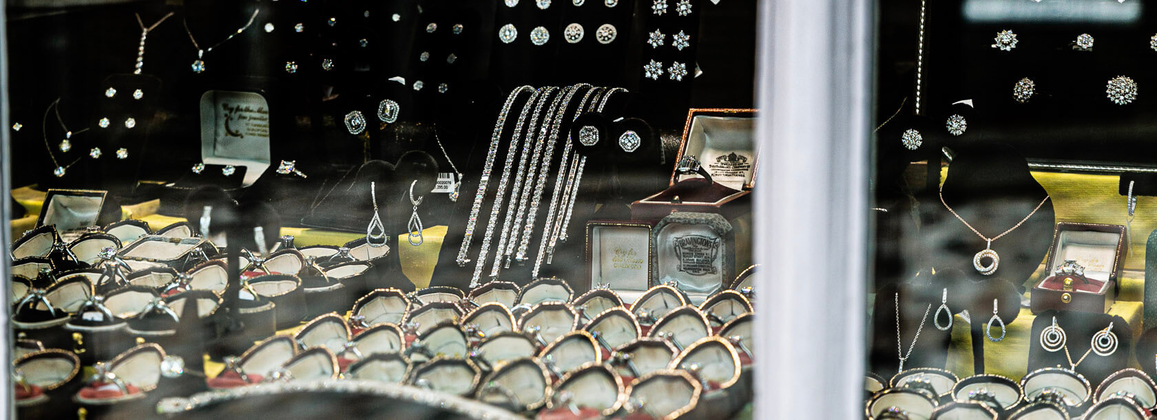Jewellery Shop Front