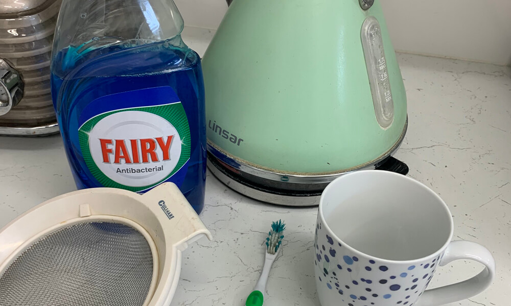 cleaning equipment required