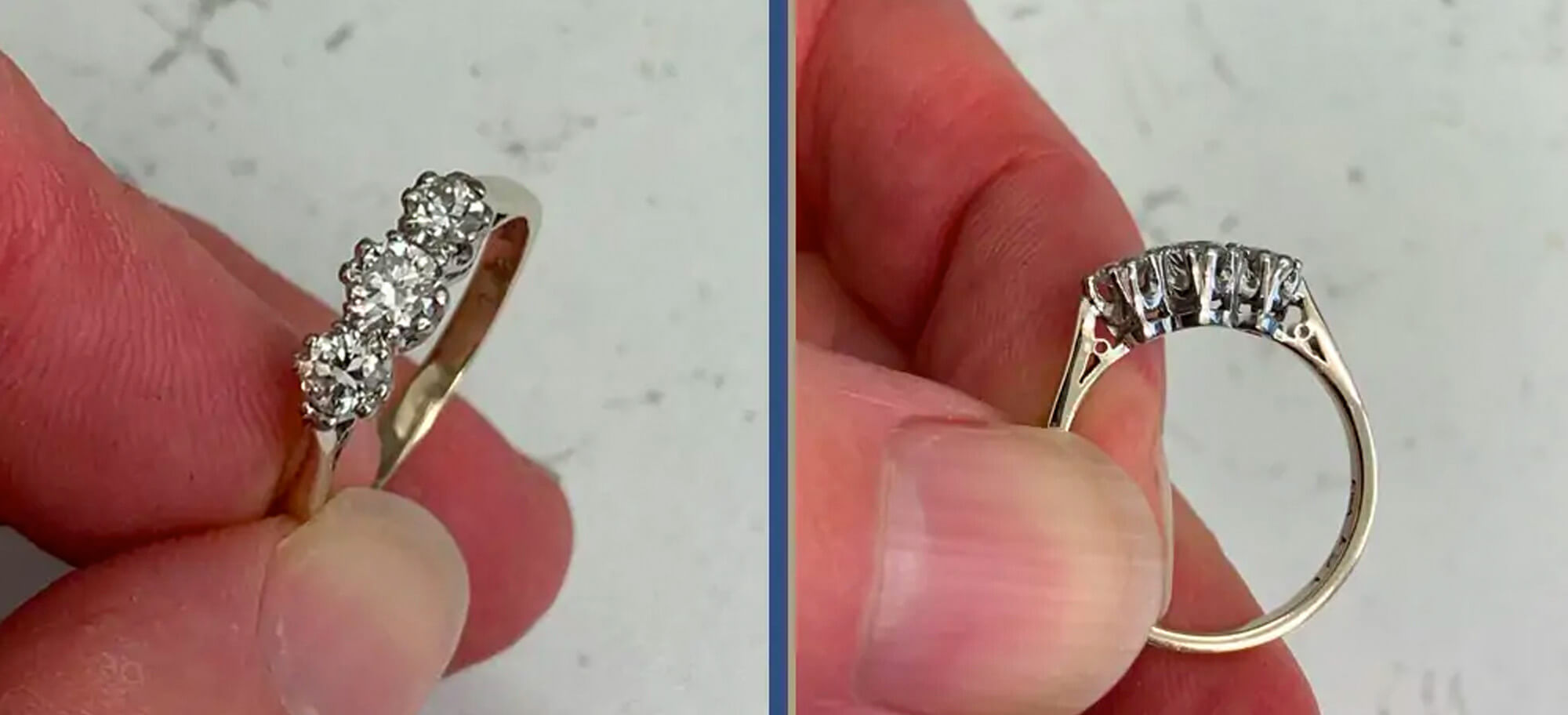 Cleaning your jewellery at home