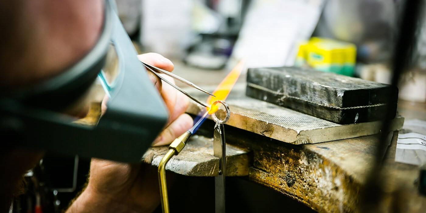 Jeweller Workshop