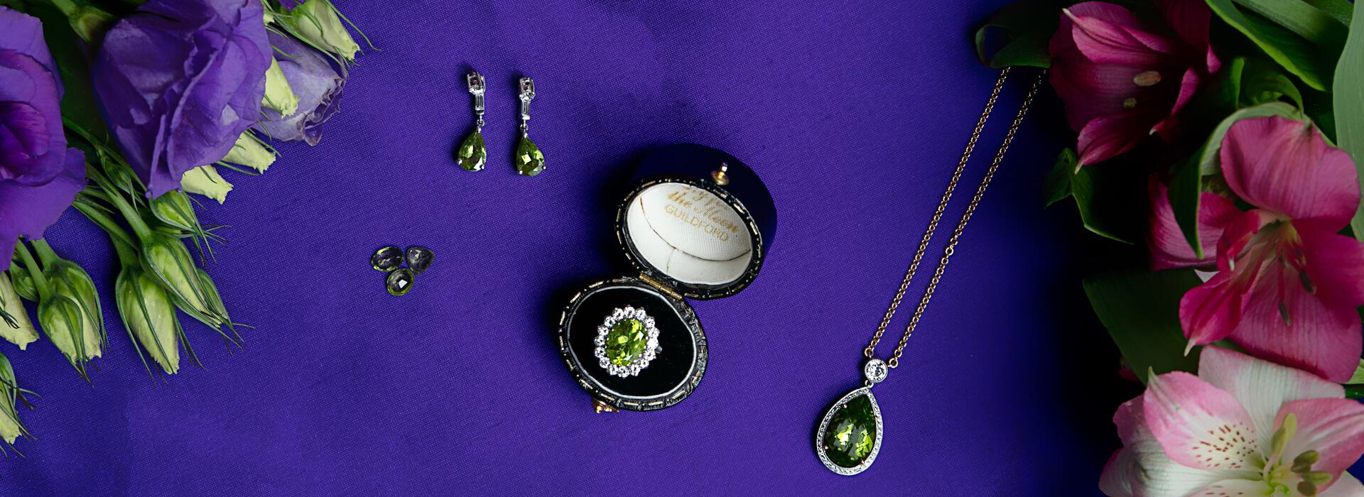 jewellery-peridot
