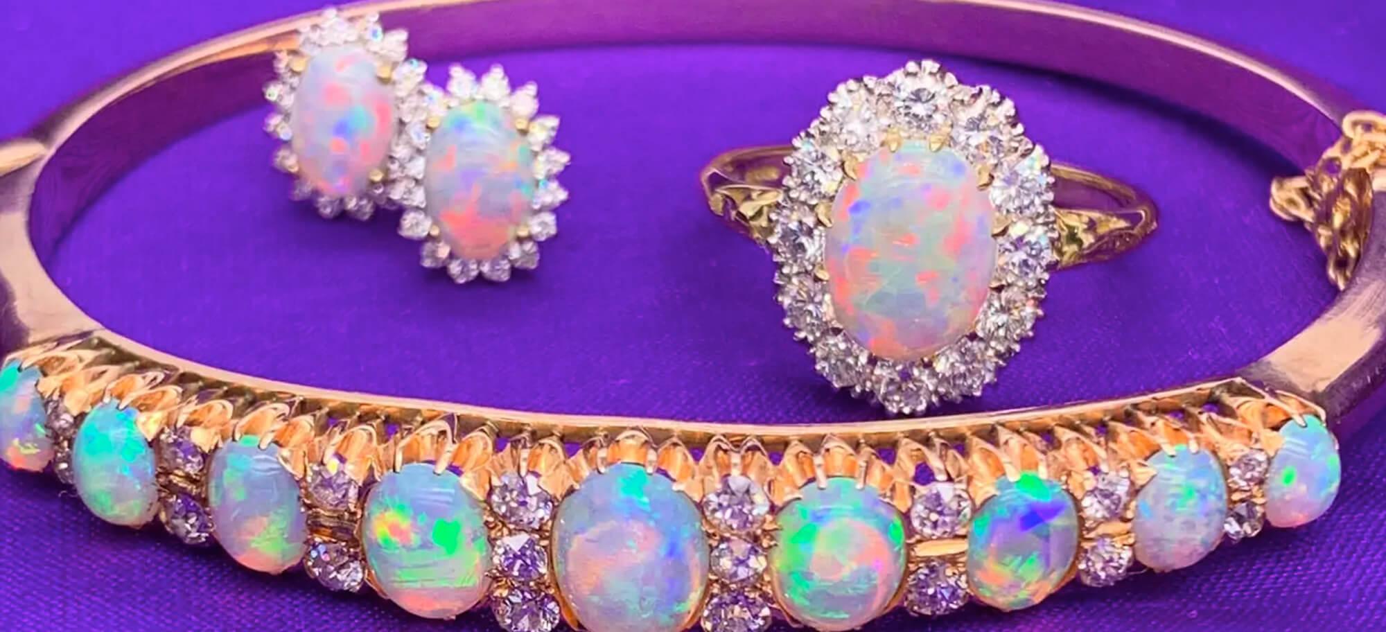 October's Opals